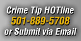 Crime Tip HOTline - submit via Email