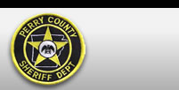 Perry County Sheriff's Badge